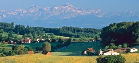 Ferienlandschaft Gehrenberg-Bodensee