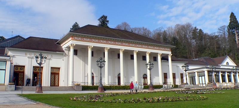 Parkhaus Kurhaus Baden Baden