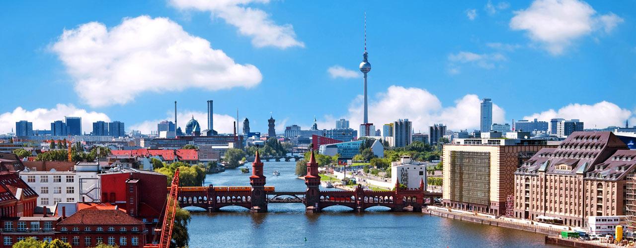Städtereisen in Deutschland