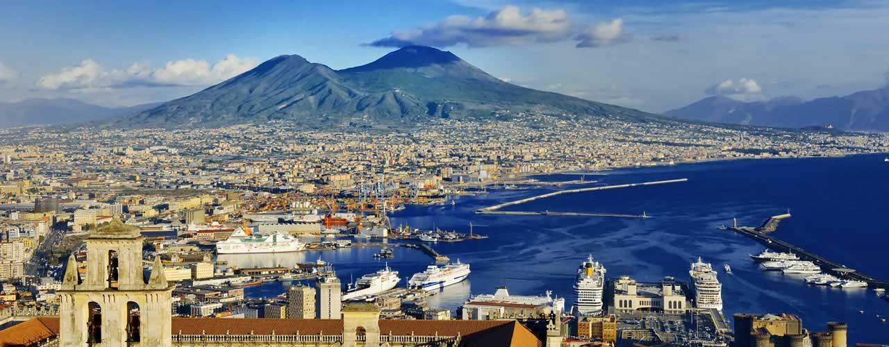 Ferienwohnung Golf von Neapel & Ferienhaus Golf von Neapel mieten