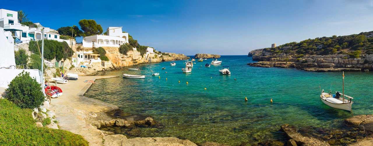 Ferienwohnung Menorca & Ferienhaus Menorca mieten