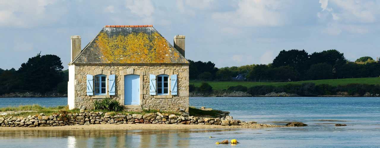 Ferienwohnungen Und Ferienhäuser In Morbihan / Bretagne