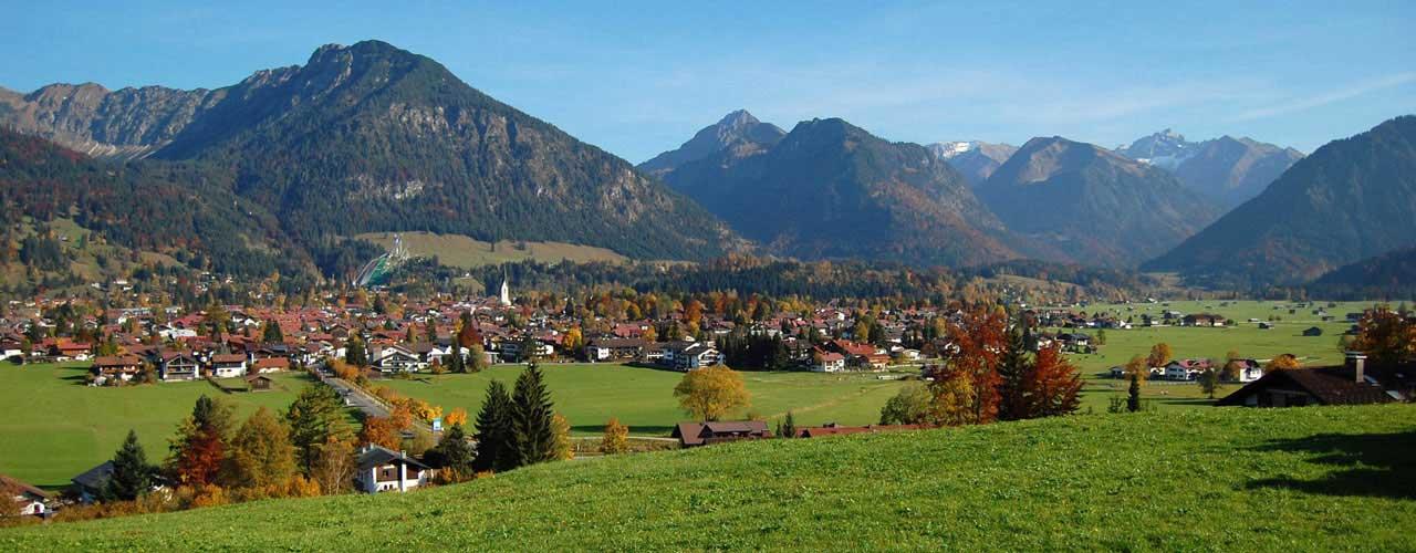 Ferienwohnung Oberstdorf Unterkunft Und Ferienhaus In