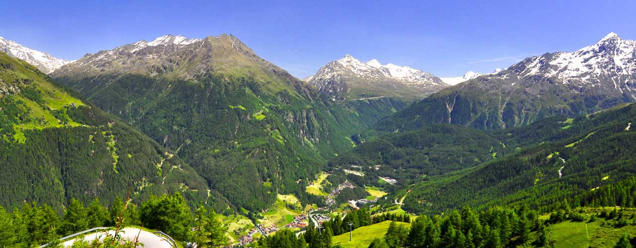 Ferienwohnung Ötztaler Alpen & Ferienhaus Ötztaler Alpen mieten