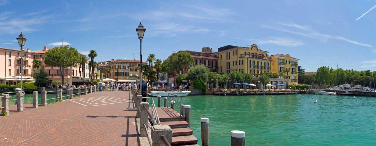 Hotel Riviera Limone Sul Garda Limone Sul Garda Bs Italien