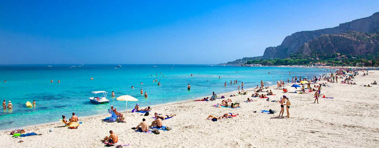 Best Beaches In Palermo Sicily