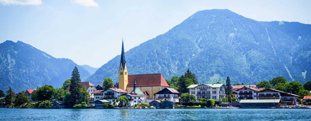 Hotel Am See In Bayern