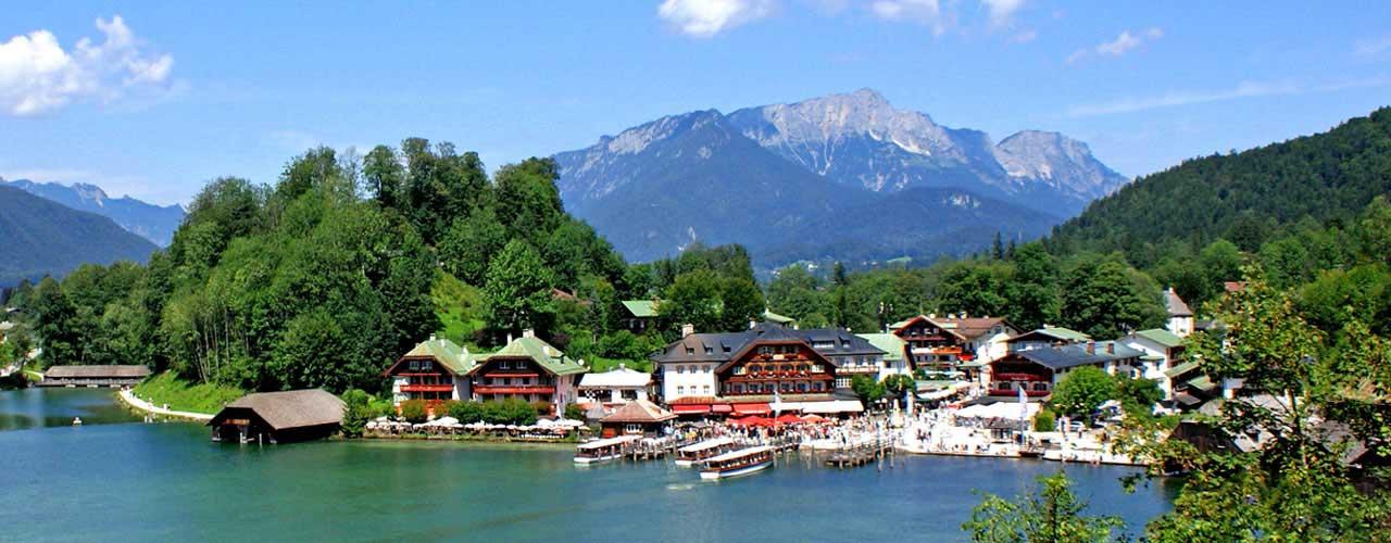 Bayern Hotel Am See