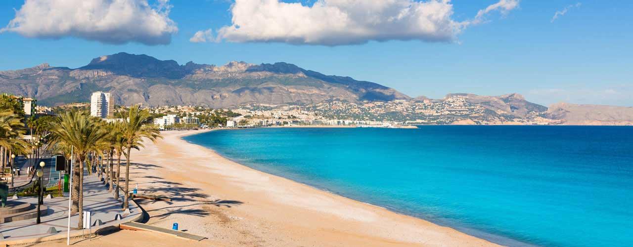 Spanien Wasserpark