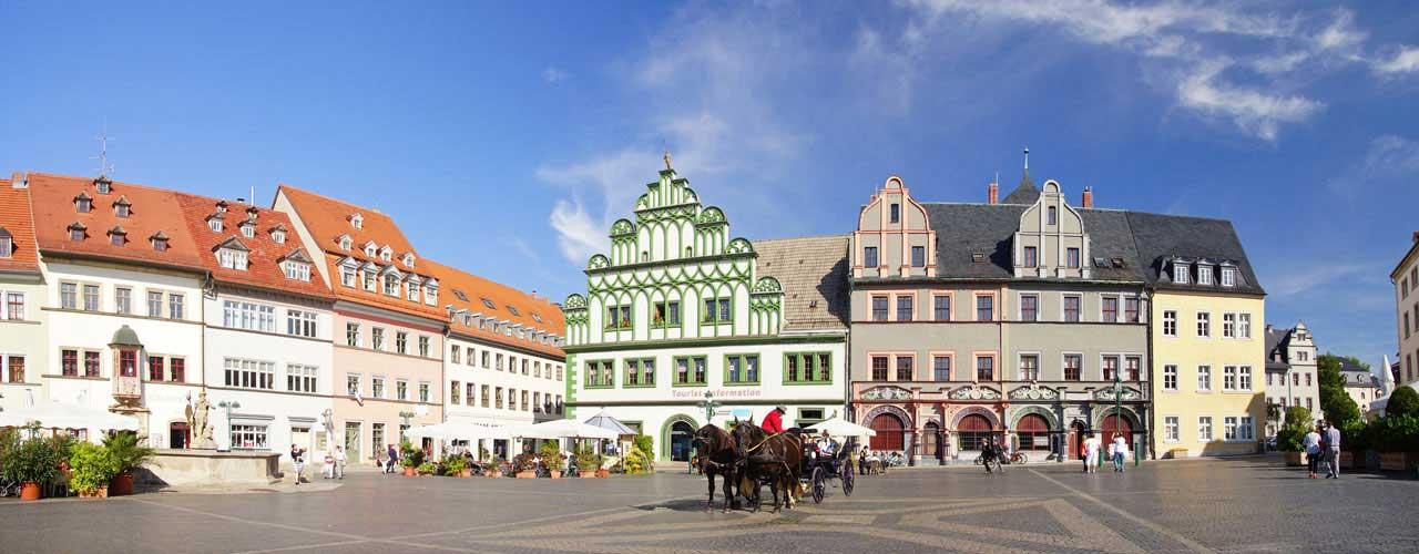 Ferienwohnung Naumburg - Unterkunft und Ferienhaus in Naumburg