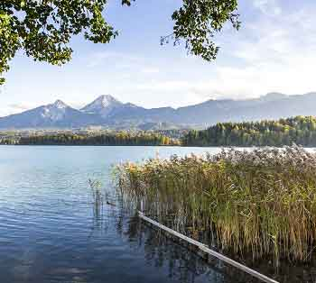 Sommerurlaub am Faakersee