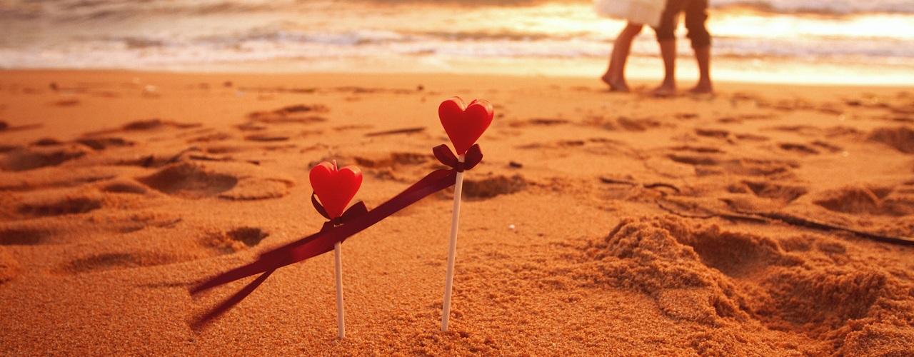 Romantik-Urlaub